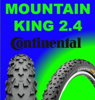 Mountain King 2.4 26 MTB Reifen Mountainbike Reifen 26x2.4 / 60 559