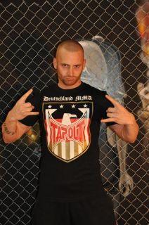 MMA Shirt offizielle TAPOUT Deutschland Freefight UFC