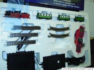 Roco 31021 HOe Digital  Startset mit Dampflok HF 110 C+ Personenzug