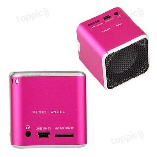 Mini Micro SD TF Karte USB 3,5mm Lautsprecher USB Boxen für  MP4