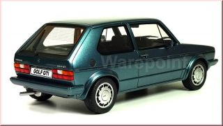 NEW    VW GOLF GTI PIRELLI 1983   Green   118   OTTO MOBILE   OT565