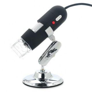 2MP 800X USB Digital Microscope Endoscope 8 LED Magnifier Camera PC