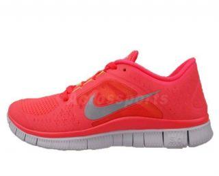 Nike Wmns Free Run 3 Hot Punch Pink Volt 2012 Womens Running Shoes 2
