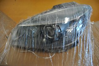 Original MERCEDES W204 S204 AMG (Schwarze Blende) Bi Xenon