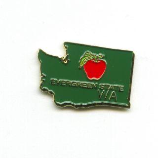 Olympia WA USA Bundesstaaten Badge Pin Pins Anstecker 562