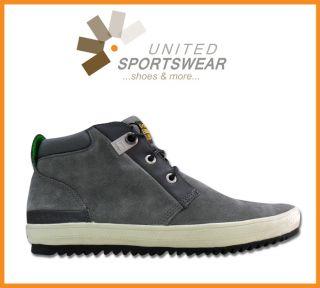 Star Schuhe Breaker McNeil Grey Grau Suede UVP 99.95 € div