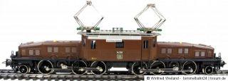 Märklin 3352 E Lok Krokodil Serie Ce 6/8 der SBB, OVP, neuwertig