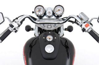 DAELIM DAYSTAR 125ccm Chopper Motorrad Mit Einspritzung Schwarz Black