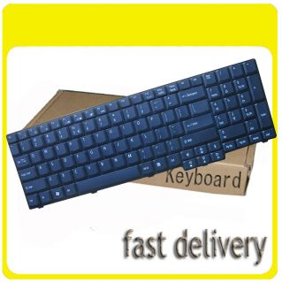 NEU Fujitsu LifeBook NH570 US Tastatur Schwarz CP470667 MP 07A53US