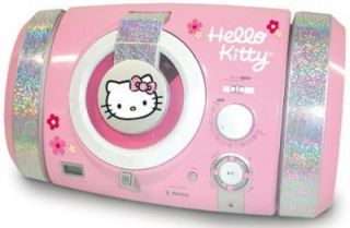 Smoby 27171 Hello Kitty Musik Center CD Player + Radio
