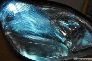 Original Mercedes W220 S Klasse Xenon Scheinwerfer Mit Steuergerät