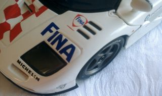 Minichamps 118 McLaren F1 GTR BMW Motorsport Model RARE