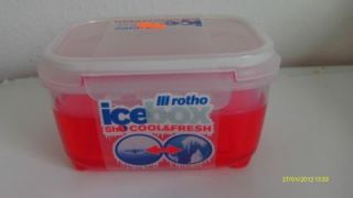 Ice Box 0 75 ltr der Qualitaetsmarke Rotho Swiss Made Kuehlbox Vorrat