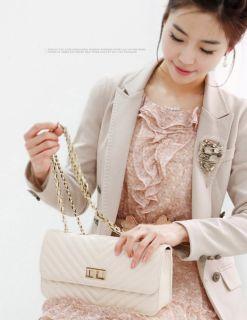 AG4304 New Fashion Jewelry Womens Cute Rhinestone Stone Lace Pin