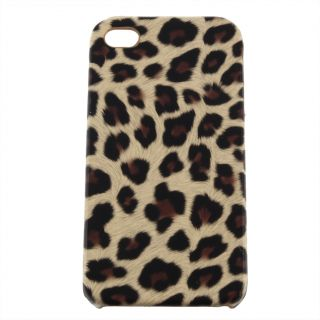 Leopard Animal Prints Back Case Cover for Iphone 4 4G Protector Bags