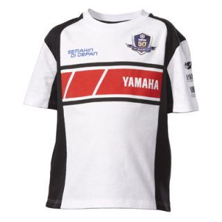 Yamaha Kinder T Shirt   50th Anniversary Edition, Gr. 92