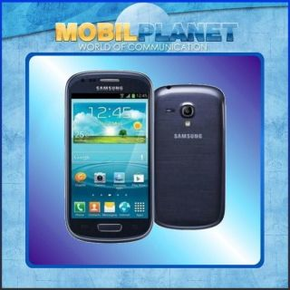 SAMSUNG I8190 S III S3 MINI BLUE I 8190 SMARTPHONE ANDROID FACHHANDEL