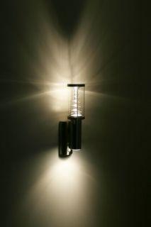 Aussenlampe Aussenleuchte Edelstahl mit Bewegungsmelder Wandlampe