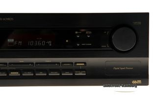 PIONEER VSX 609RDS  Stereo Receiver