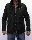 Ähnliche Artikel 609 Shirt Jacket TRENDY STEPP PARKA JACKE BLACK S XL