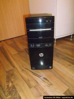 PC Komplettset , Rechner HP G 500 serie Monitor Belinea, Tastatur