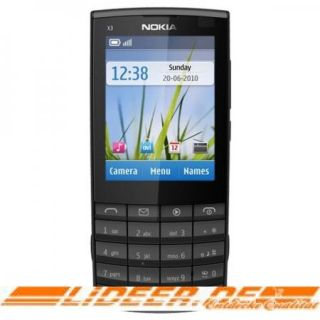 Nokia X3 02.5 (dark metal),