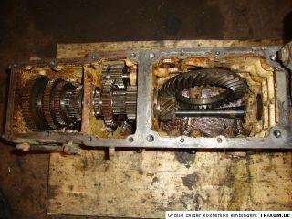 getriebe fendt 610 ls