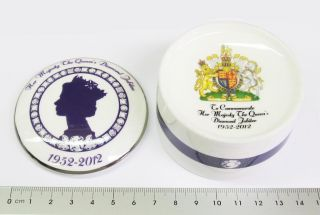 Queen Elizabeth II Diamond Jubilee Commemorative Memorabila Trinket