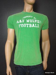 Abercrombie & Fitch Herren T Shirt mit neuen Tags Muskel 2013
