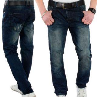 Patria Mardini Slim Fit Jeans Dunkelblau(77489)