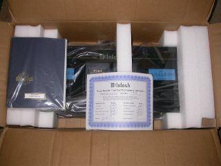 McIntosh MCC602TM Power Amplifier