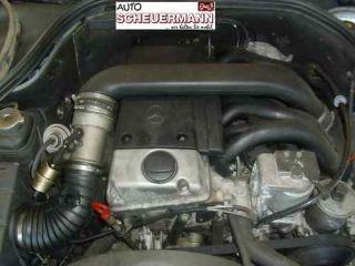 Mercedes DB 202 Diesel Motor 604 910