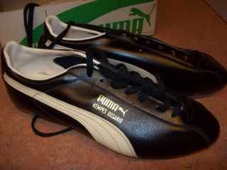 Rosario Mario Kempes Fussballschuhe Gr 40 5 Puma Schuhe 70er Rariae