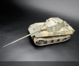 35 E 75 WWII WW2 Gebaut built German Wehrmacht Tank Panzer Militaria