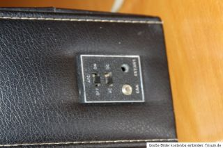 Tokyo Panda Solid State Multi Band Kofferradio World Master Transistor