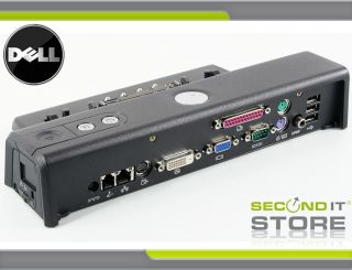Original Dell PR01X Docking Station * D830 * D410 * D420 * D630 * D620