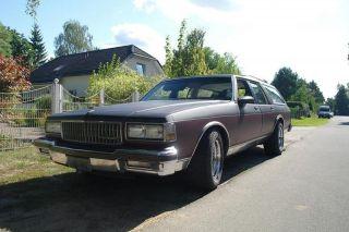 Chevrolet Caprice Classic Station 5,7 V8 Edelbrock chevy