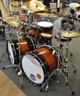 MAPEX BPL 628 Black Panther Blaster Drum Set Schlagzeug  Chris Adler