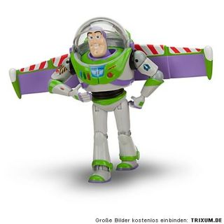 Orig. Disney Pixar Toy Story 2 3 Buzz Lightyear Action Figur