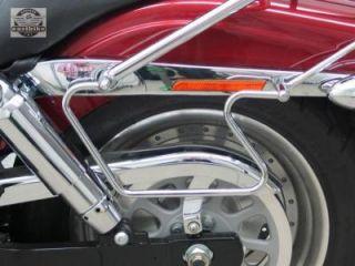 Packtaschenbügel Packtaschenhalter Harley Davidson Dyna FAT BOB FXDF