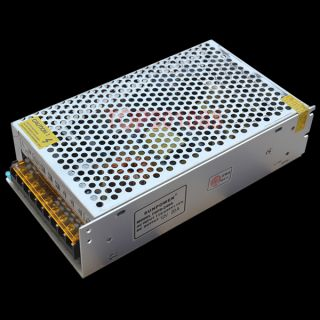 DC 12V 20A Regulated Switching Power Supply Universal 240W Restaurant