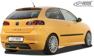 RDX Heckansatz Seat Ibiza 6L FR / Facelift Heckschürze