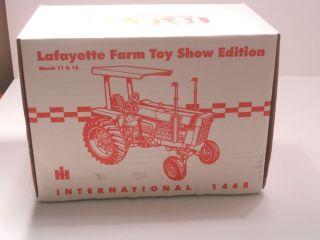 Ertl 1 16 International Harvester IH 1468 Lafayette Farm Toy Show