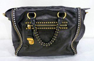 Original Prada Handtasche schwarz Kalbsleder BR 4346 Originalrechnung