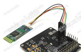MWC MultiWii SE Multicopter control board w/ Bluetooth adapter GPS NAV