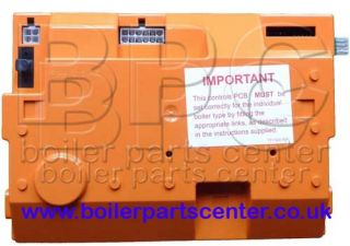 Ideal Isar HE Icos HE V9 pcb / control box 174486 173534