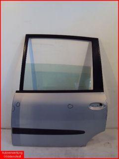 Tür hinten links Fiat Multipla silber 671 Grigio Moon metallic