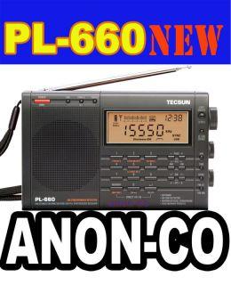 TECSUN PL660 B AIR / SSB / DUAL CONVER / MULTI BAND RAD