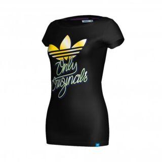 Adidas Damen T Shirt G Only Trefoil Tee 7147
