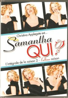 Samantha Who   Staffel Season 2   Deutsch   3 DVDs NEU + OVP